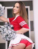 Amirah Adara sexy cheerleader