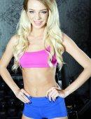 Tiffany Watson sexy blonde