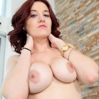 Audrey Grace gets fucked in Table Top Titties