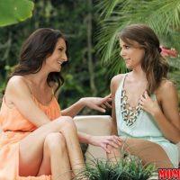 Ally Tate & Silvia Saige – Moms Bang Teens