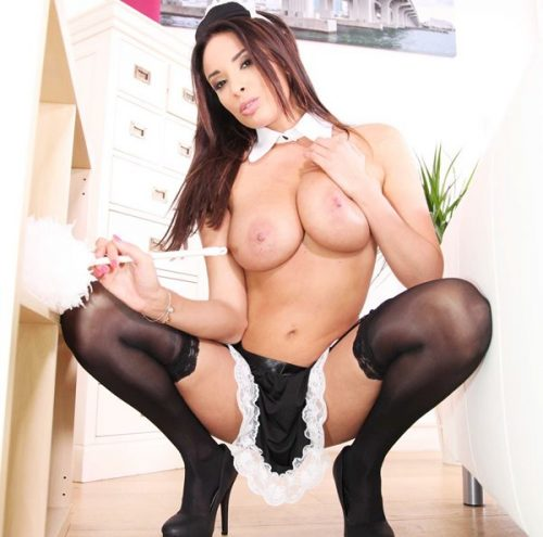 Anissa Kate stockings