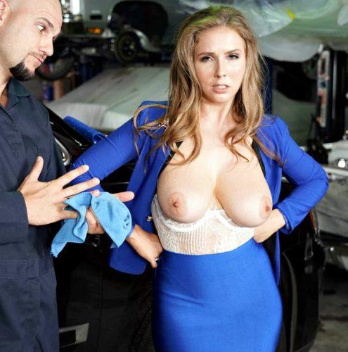 Lena Paul tits